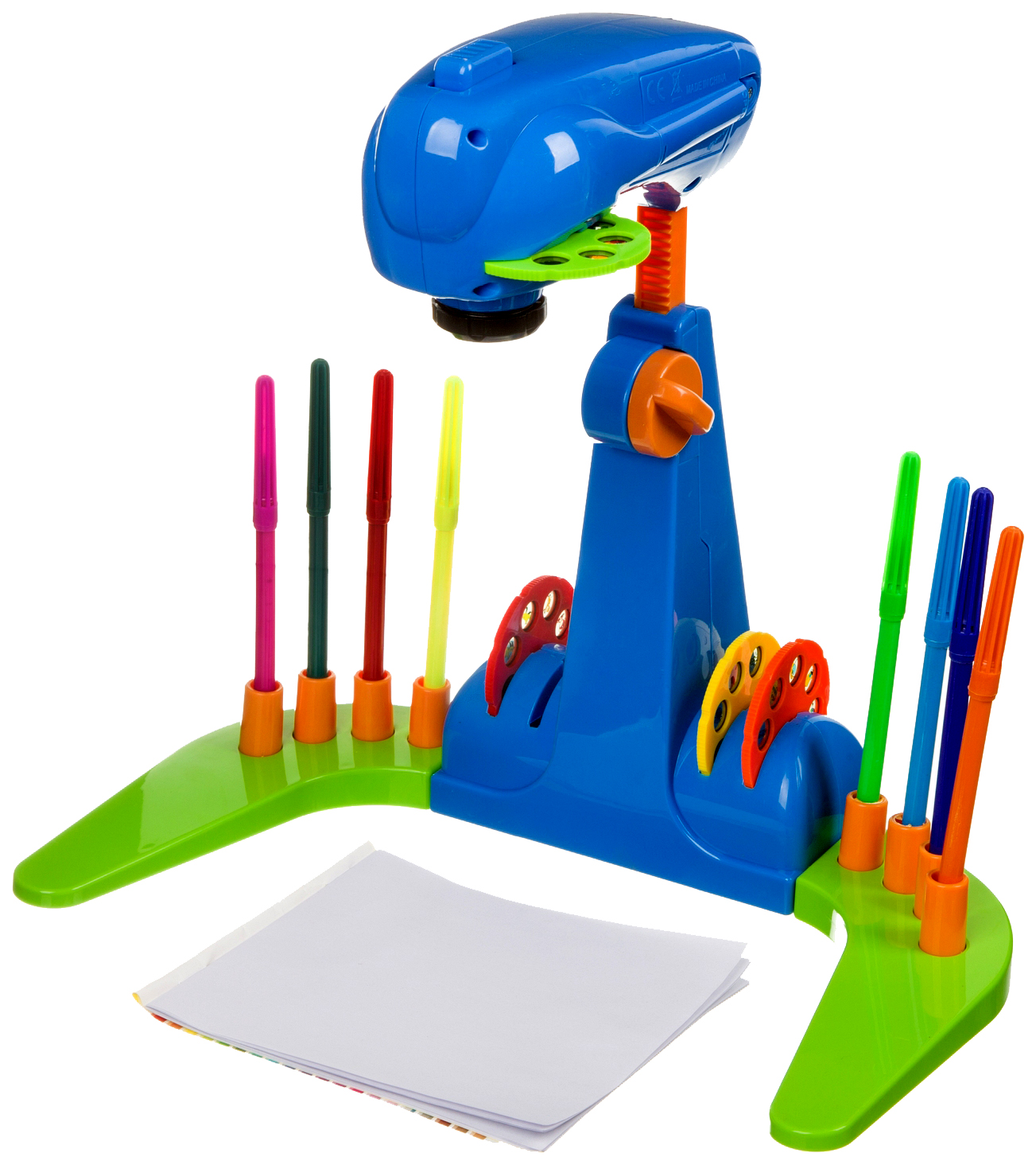 Купить Проектор для рисования обучающий.32 шаблона рисунка, Bondibon,