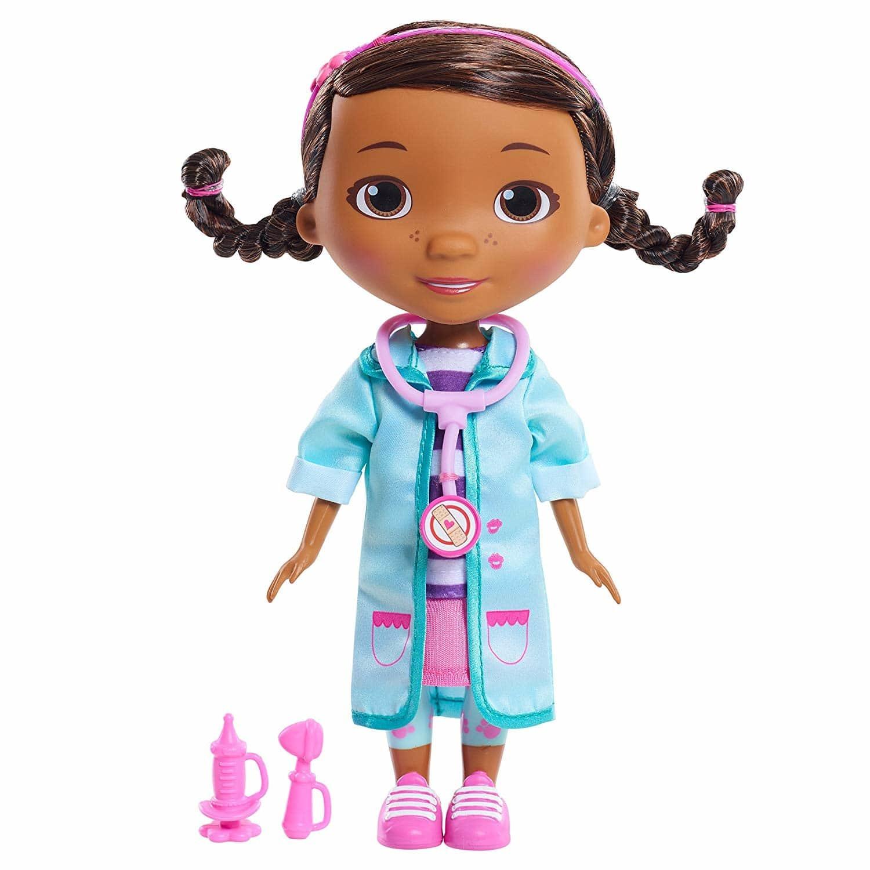 Купить Кукла Doc McStuffins Доктор Плюшева, кукла Дотти 92370, Классические куклы