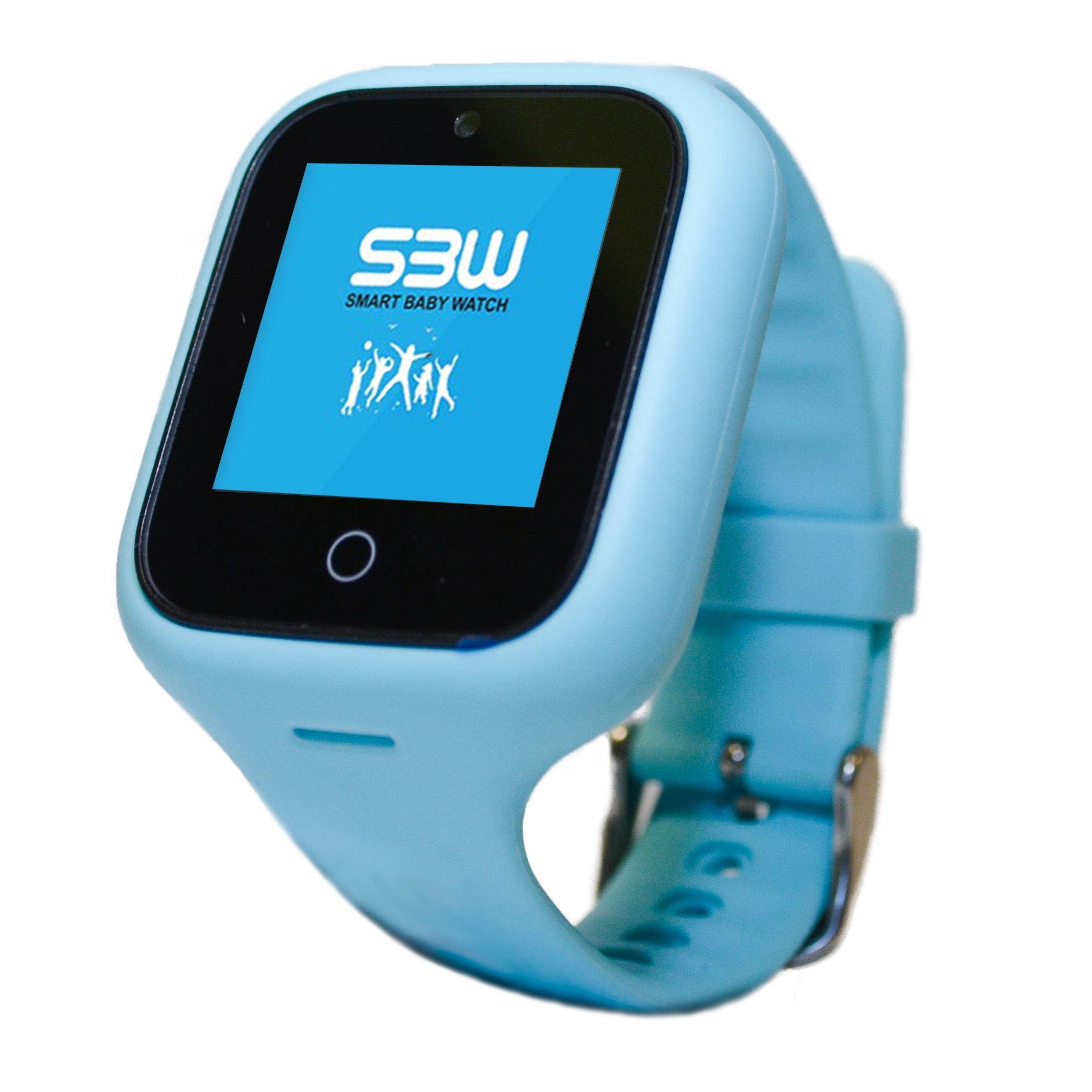 Детские смарт часы SBW Smart Baby Watch