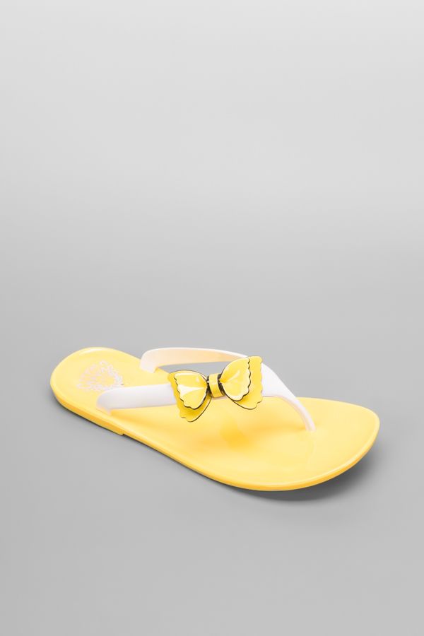 Шлепанцы женские Пижама Party 27277-3 желтые 41 RU фото