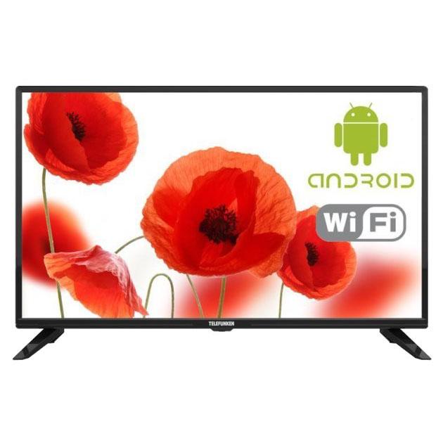 LED телевизор HD Ready Telefunken TF-LED32S04T2S-SMART