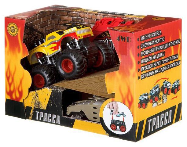 Купить Инерционная машинка Yako Toys арт. В84875, Игрушечные машинки