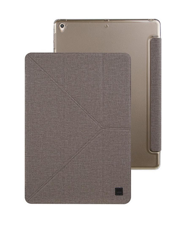 Чехол Uniq Yorker Kanvas для iPad 10.5 бежевый  - купить со скидкой