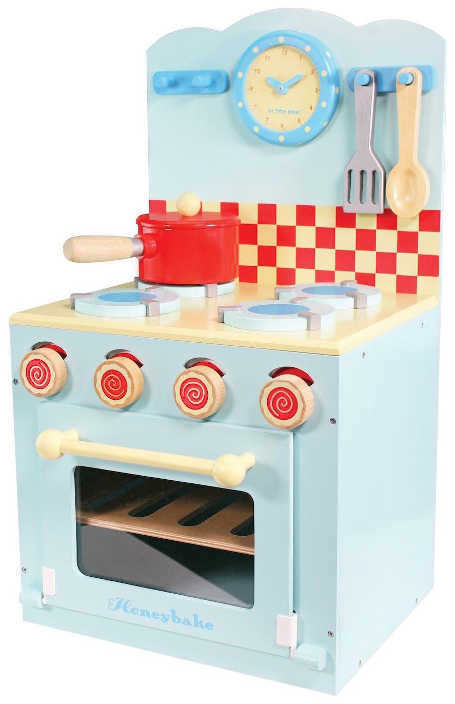 Игровой набор Le Toy Van Кухонная плита