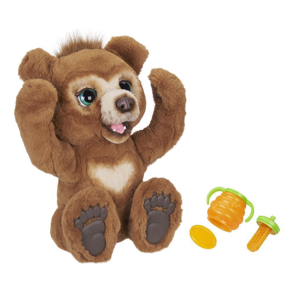 Купить Hasbro Furreal Friends E4591 РУССКИЙ МИШКА, Интерактивные игрушки FurReal и Furby