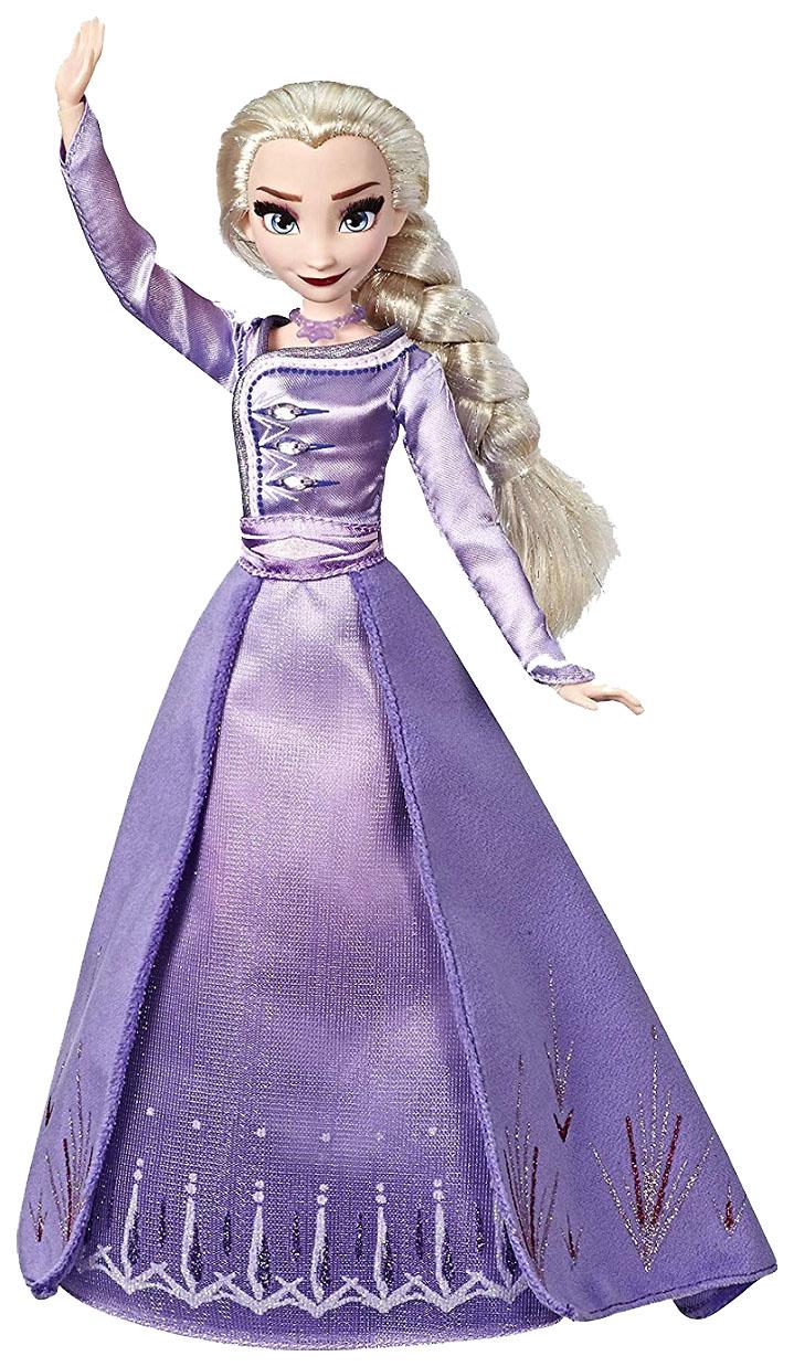 Купить DISNEY PRINCESS. ХОЛОДНОЕ СЕРДЦЕ 2. Кукла Делюкс, Hasbro, Классические куклы