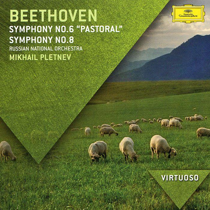 Аудио диск Pletnev, Mikhail Beethoven: Symphonies Nos.6 #and# 8