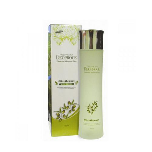 Лосьон для лица Deoproce Premium Olivetherapy Essential