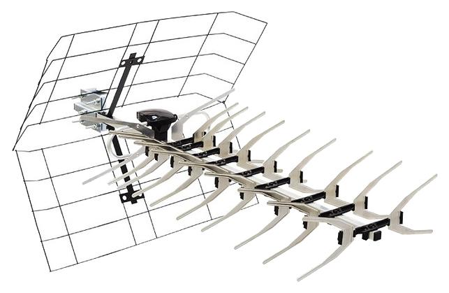 Антенна телевизионная внешняя Rexant RX 412