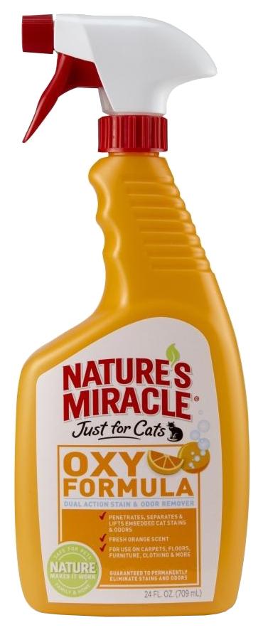 Nature's Miracle / Нейтрализатор органических пятен и запаха 8in1 Nature's Miracle 5700