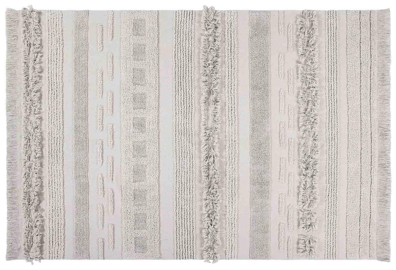 Ковер Lorena Canals Воздушные дюны белые 140*200