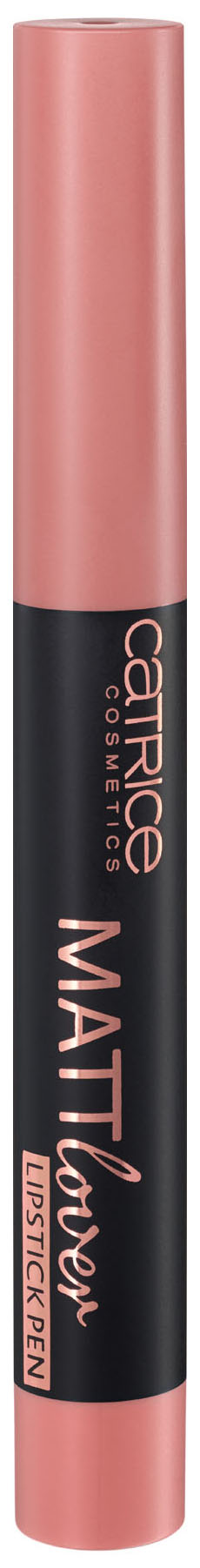 Помада CATRICE Mattlover Lipstick Pen 40 Нюдовый