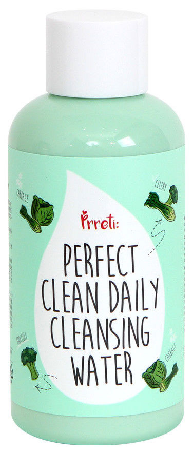Мицеллярная вода Prreti Perfect Clean Daily Cleansing Water