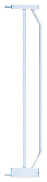 Дополнительная секция Baby Safe для защитного барьера-калитки 10 см белый EP-10W фото