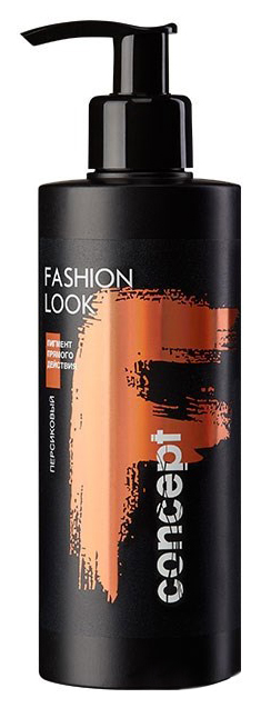 Купить Тонирующие средства Concept Fashion Look Персиковый 250 мл