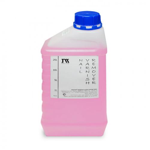 Купить Жидкость для снятия лака Masura NAIL VARNISH REMOVER, 1 л