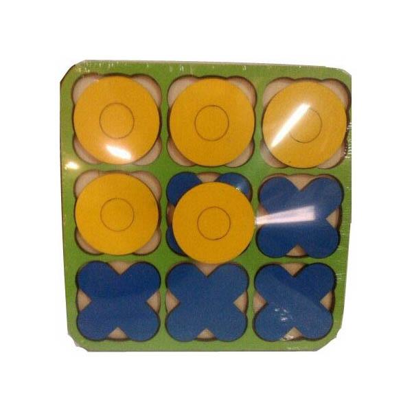 Купить Семейная настольная игра Woodland (Сибирский сувенир) Крестики-нолики 1,