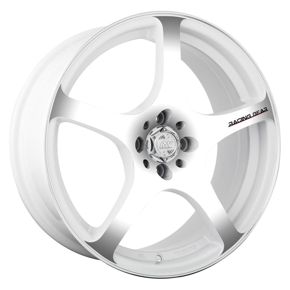 Колесные диски Racing Wheels R16 7J PCD5x114.3 ET45 D67.1 87513224925 фото
