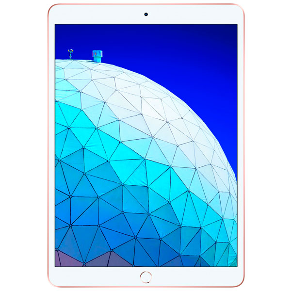 Планшет Apple iPad Air (2019) Wi-Fi + Cellular 10.5 64 GB Gold (MV0F2RU/A) фото