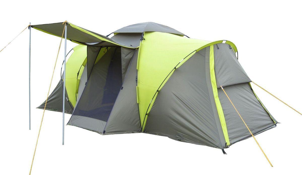 Палатка-автомат Maverick Slider четырехместная зеленая