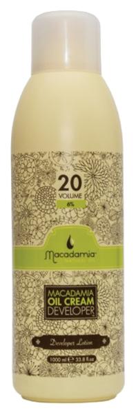 Окислитель для краски Macadamia Oil Cream Color