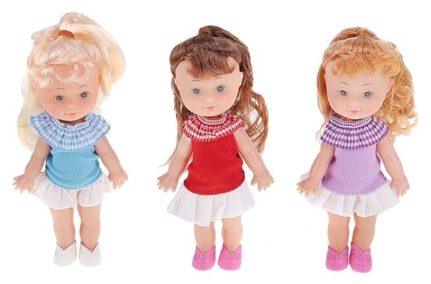 Купить Кукла Play Smart Крошка Сью 17 см Д39853, PLAYSMART, Классические куклы