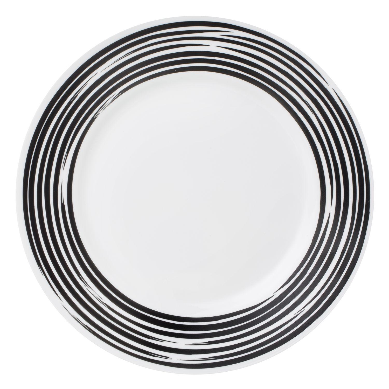 Corelle Тарелка обеденная 27 см Brushed Black фото