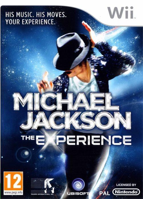 Игра Michael Jackson: The Experience для Nintendo