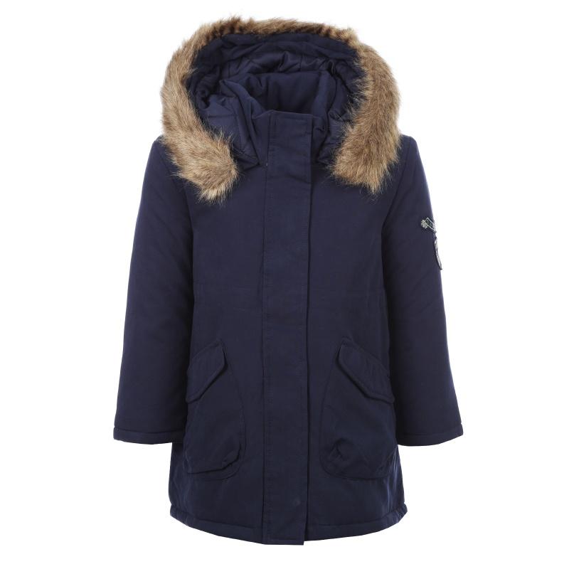 Купить Куртка Mayoral темно-синий р.134, Детские зимние куртки