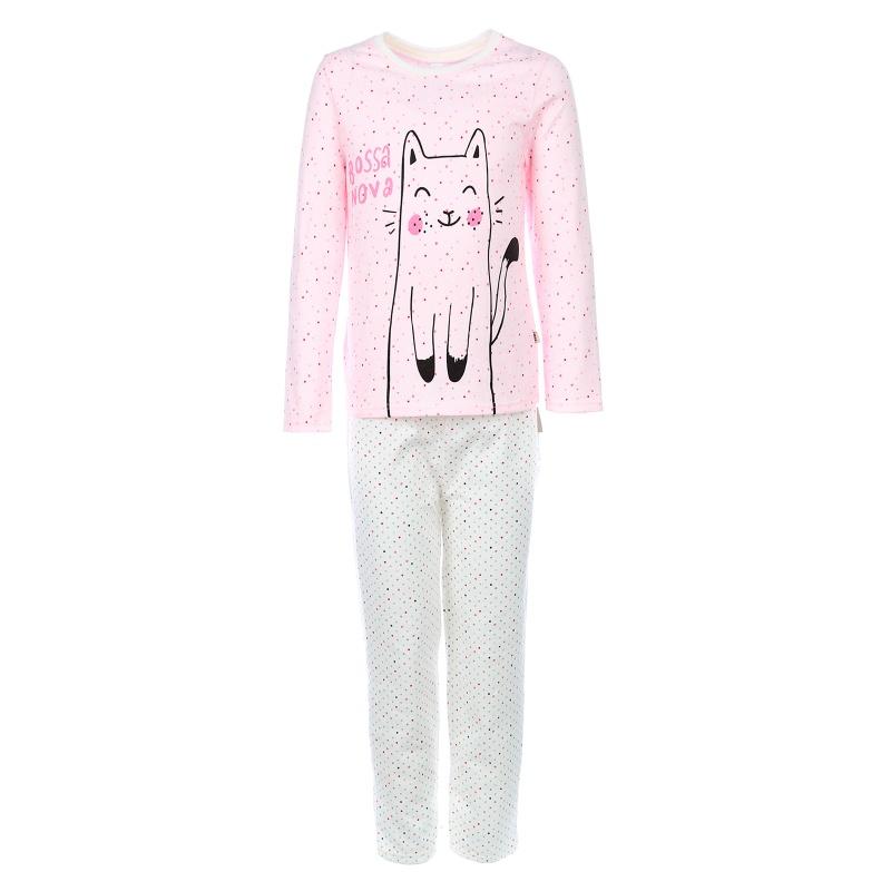 Купить Пижама Bossa Nova Розовый р.116, Детские пижамы