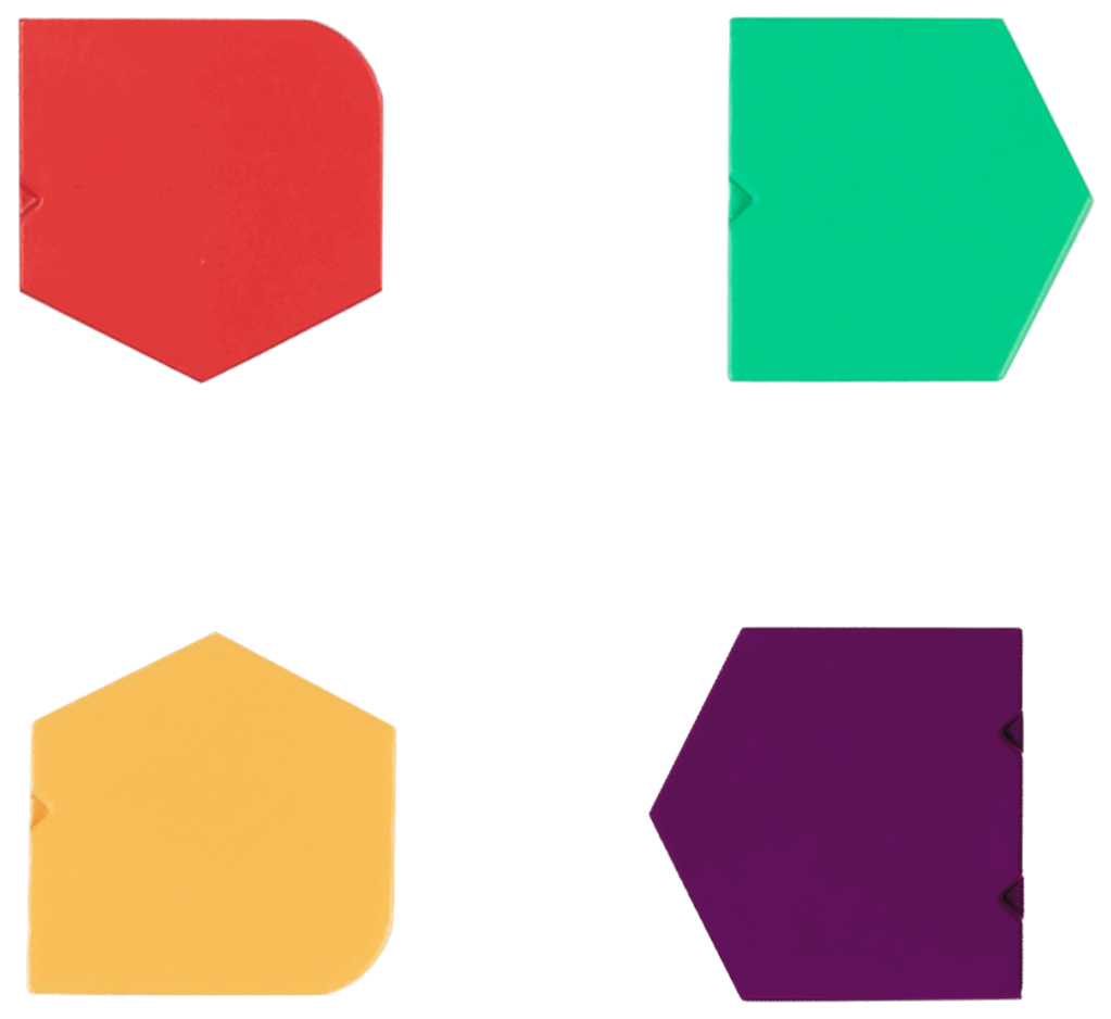 Купить Игровой набор Primo Toys Cubetto Набор блоков направления 41278, Игровые наборы