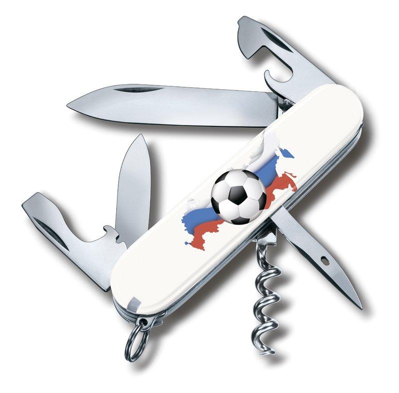 Нож перочинный Spartan Российский футбол VICTORINOX 1.3603 SOCCER I