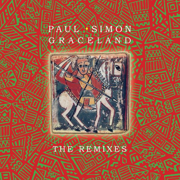 Виниловая пластинка Paul Simon Graceland - The Remixes (2LP)
