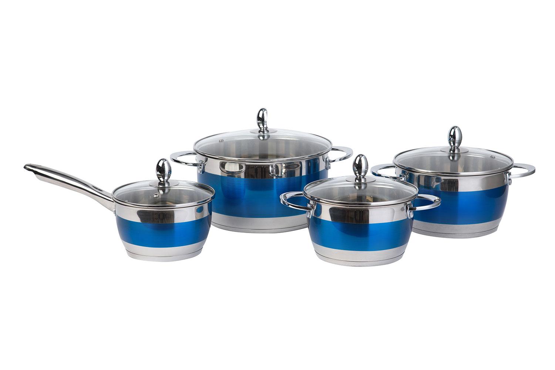 Набор посуды Rainstahl RS\\CW 1818-08 8 предметов