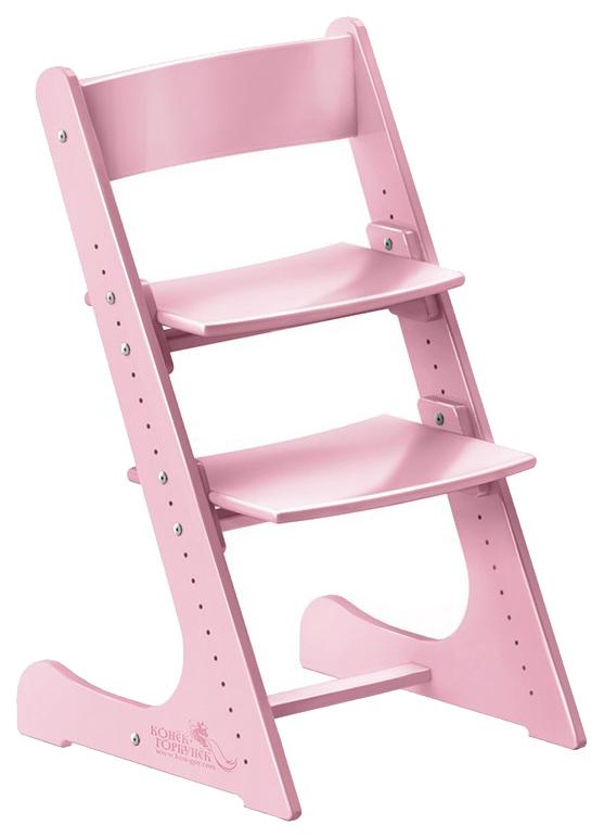 Детский растущий стул Конёк Горбунёк (цвет каркаса: сакура)
