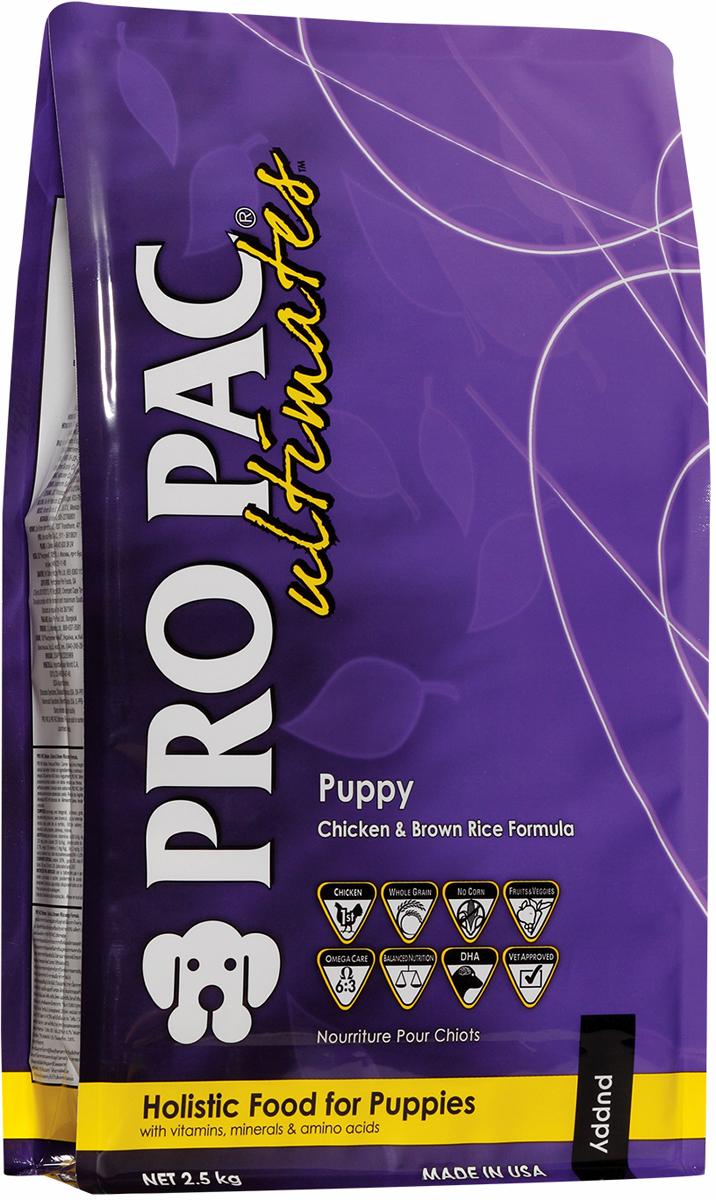 Сухой корм для щенков Pro Pac Ultimates