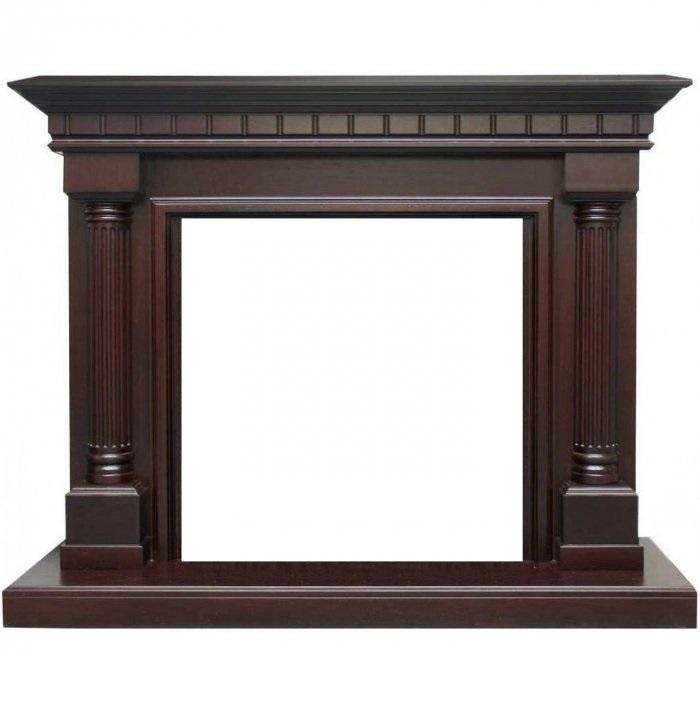 Деревянный портал для камина Royal Flame Dallas