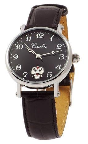 Наручные механические часы Слава Премьер 8091683/300-2409.В