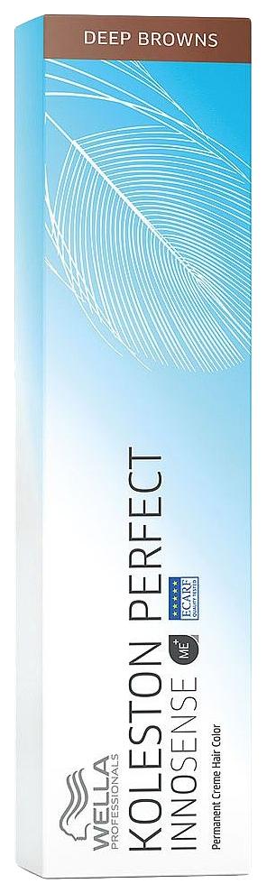 Стойкая крем-краска Wella Koleston Perfect 7/17 Блонд пепельно-коричневый 60мл