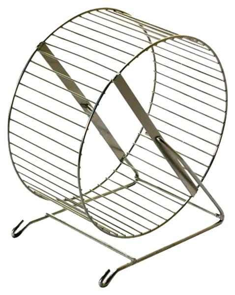 Беговое колесо для грызунов Дарэлл, металл, диаметр