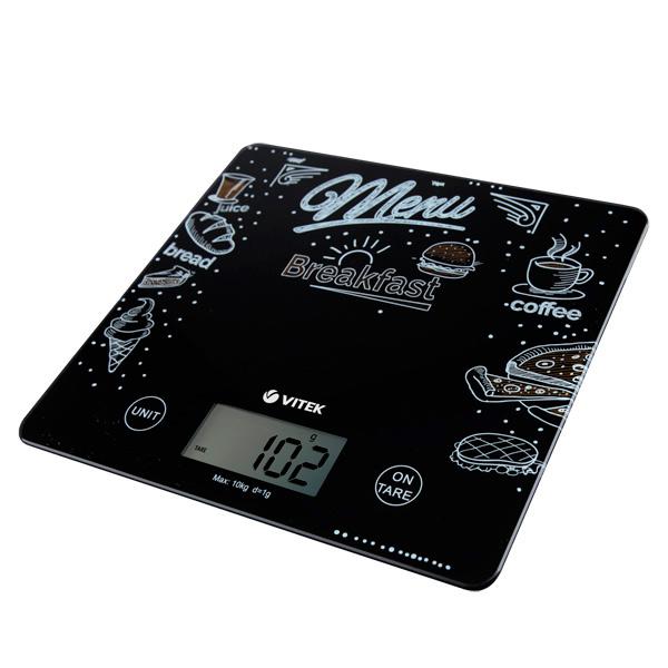 Весы кухонные VITEK VT 2427 BK