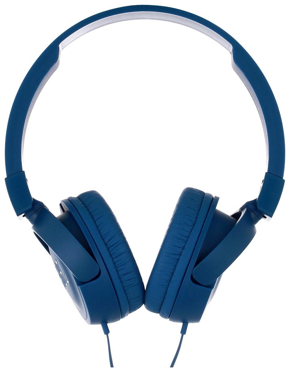 Наушники JBL T450 Blue фото
