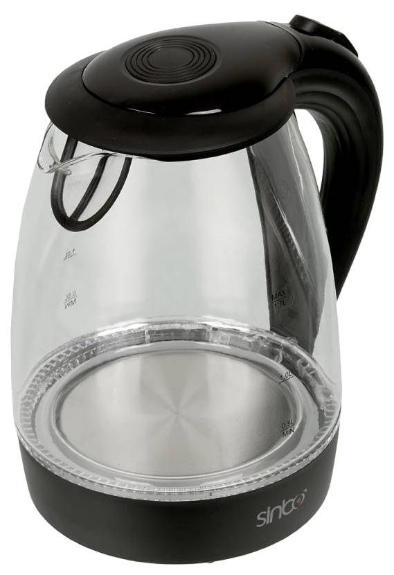 Чайник электрический Sinbo SK 7338 Black