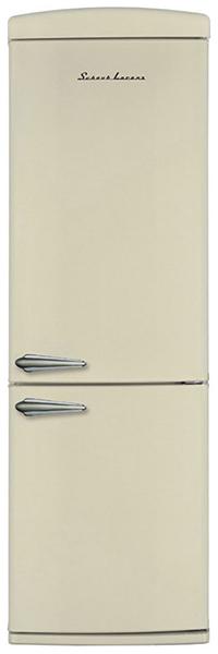 Холодильник Schaub Lorenz SLUS335C2 Beige