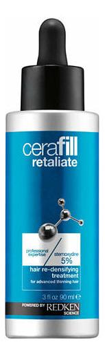 Сыворотка для волос Redken Cerafill Retaliate Стемоксидин 5% 90 мл фото