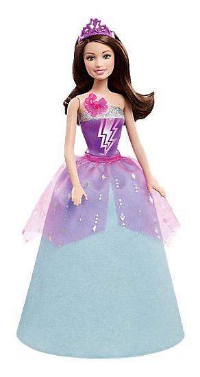 Купить Супер-Принцесса Корин, Кукла Barbie супер-принцесса Корин, Куклы Barbie