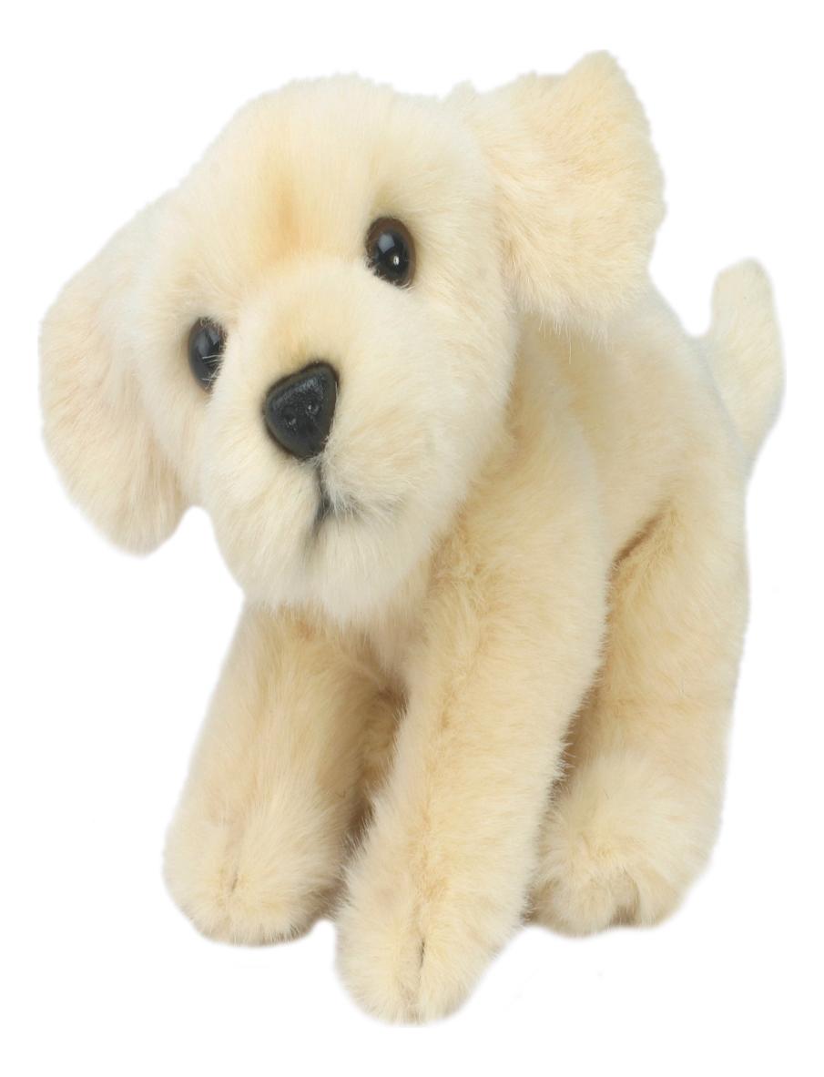 Мягкая игрушка Hansa Бежевый Лабрадор 22 см (3977)