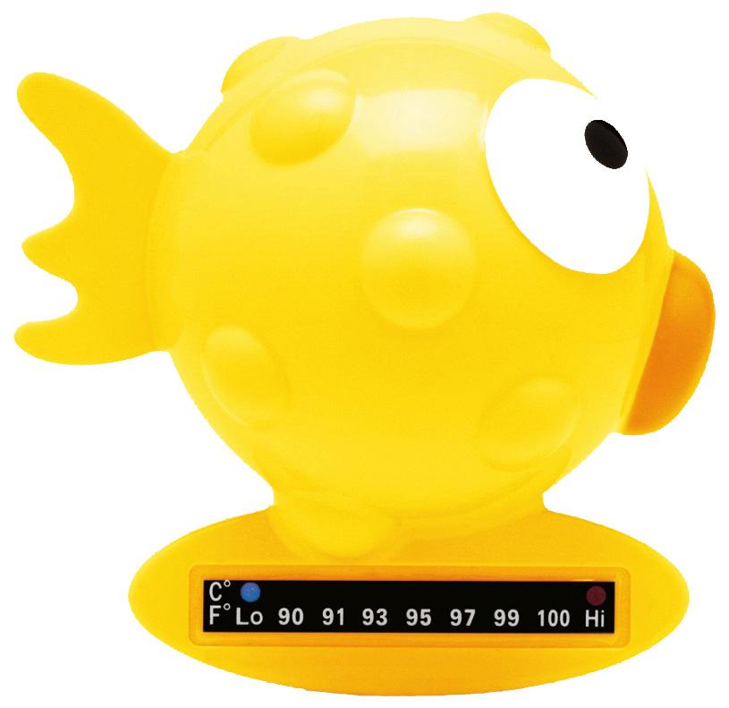 Купить Термометр для ванны Chicco Baby Moments Рыбка, Аксессуары для купания