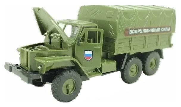 Купить Грузовик военный Yako Toys инерционный со световыми и звуковыми эффектами, Военный транспорт