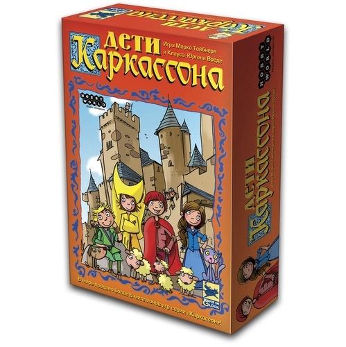 Купить Настольная игра Hobby World Дети Каркассона (2-е русское издание), Настольные ролевые игры